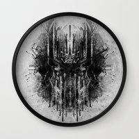 Dark Thoughts - Sauron Wall Clock