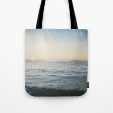 Sinking in Thin Air Tote Bag