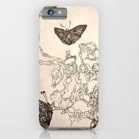 iPhone & iPod Case featuring Mission Metamorphosis by eyemurmur