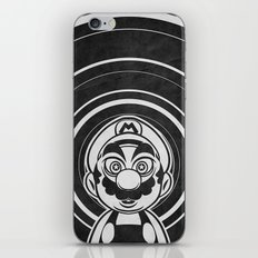 Super Trippin Bros. Mario is All Stars. iPhone & iPod Skin