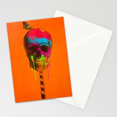 Skull Candy Stationery Cards