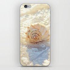 The Whelk I iPhone & iPod Skin