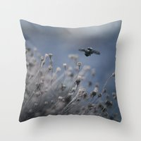 Secrets Of The Beehive I Throw Pillow