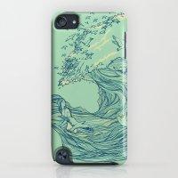 iPhone Cases featuring Ocean Breath by Huebucket