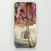 iPhone & iPod Case featuring Eldrazi Swamp by Veronique Meignaud MTG