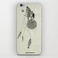 April | Collage iPhone & iPod Skin