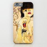 Portrait - asian woman iPhone 6 Slim Case