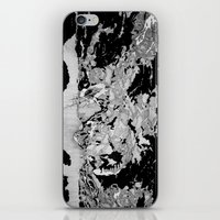 Swallowed By The Sea iPhone & iPod Skin