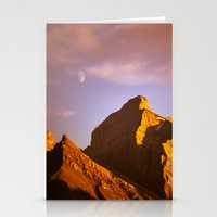 Shadows in Kanaskis Country Stationery Cards