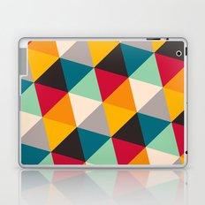 Triangles #2 Laptop & iPad Skin