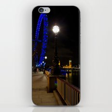 London Eye and Westminster iPhone & iPod Skin