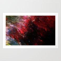 Universy Alcyoneum Art Print