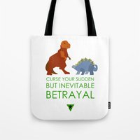 Firefly Betrayal Tote Bag