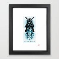 Starblind Framed Art Print