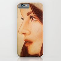 iPhone & iPod Case featuring A Very Merry Perri Christmas by Hileeery
