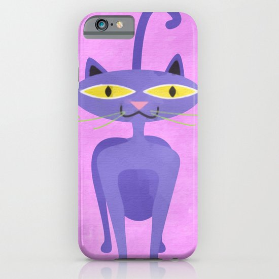 The Tiki Cat iPhone & iPod Case