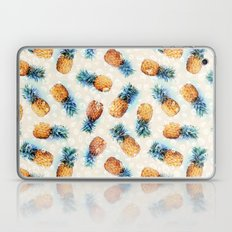 Pineapples + Crystals  Laptop & iPad Skin