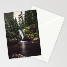 Pure Water Stationery Cards
