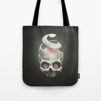 Open Your Mind! Tote Bag