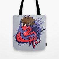 Flying Dragon Tote Bag