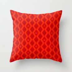 Star Wars Red Pillow Art Throw Pillow