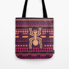 Nazca Spider Tote Bag