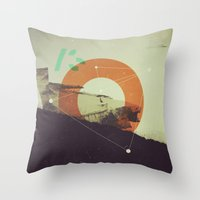 Looks Just Like The Sun Throw Pillow