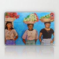 Selling Flowers Laptop & iPad Skin