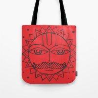 Surya- Sun Tote Bag