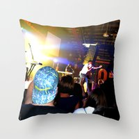 Childish Gambino Throw Pillow