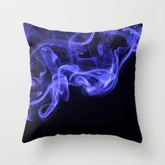 i don't smoke Throw Pillow