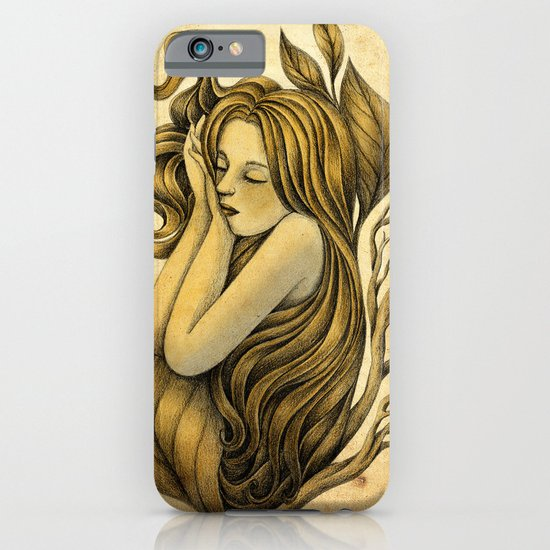 Little Rhizome iPhone & iPod Case