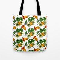 Jamaican Botanicals - Cerasee (natural) Tote Bag