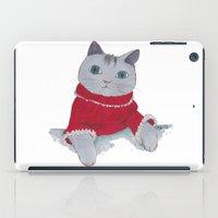 Cozy Cat iPad Case