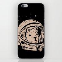 Astrollama iPhone & iPod Skin