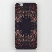 Night Blooms iPhone & iPod Skin