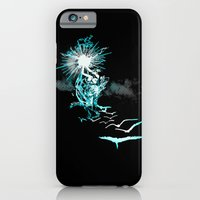 iPhone & iPod Case featuring The Tempest by Buzatron