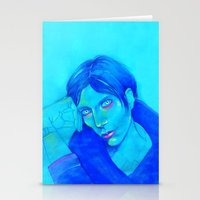Because The Night Stationery Cards