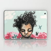 The Most Beautiful Flowe… Laptop & iPad Skin
