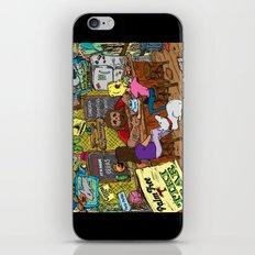 Tiki Bar iPhone & iPod Skin