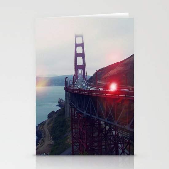 Frisco Stationery Card