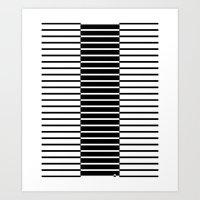 Zebras Play Piano Duet Art Print