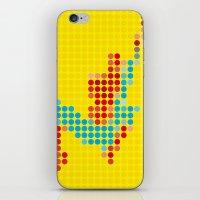 Mr Spidey 1 iPhone & iPod Skin