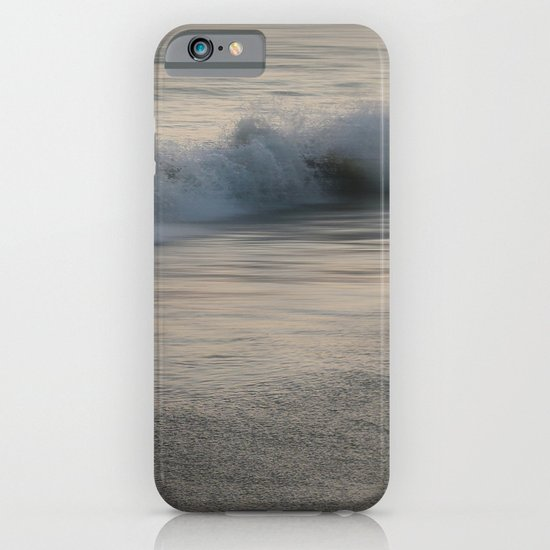 Misty Morning At Sea iPhone & iPod Case