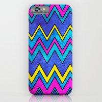 Neon Wave iPhone 6 Slim Case