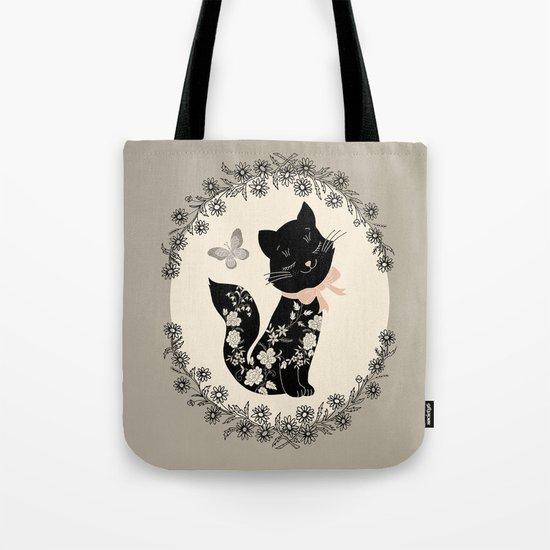 SophistiCat Tote Bag