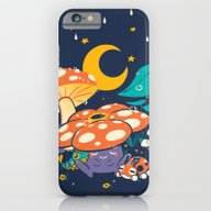 Goodnight Plume iPhone 6 Slim Case