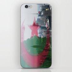 NYC Algeria Panorama iPhone & iPod Skin