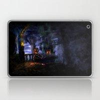 Castlevania: Vampire Variations- Bridge Laptop & iPad Skin