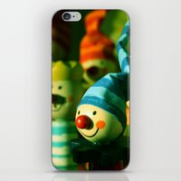 Happy crayons  iPhone & iPod Skin